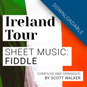 Ireland Tour: Fiddle