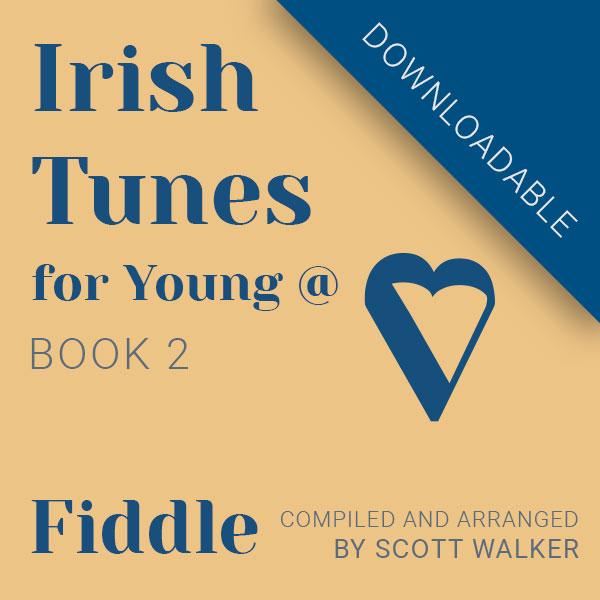 Irish Tunes Book 2 Fiddle