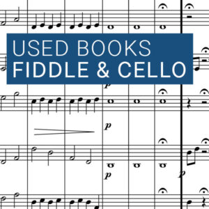 Used Music Books